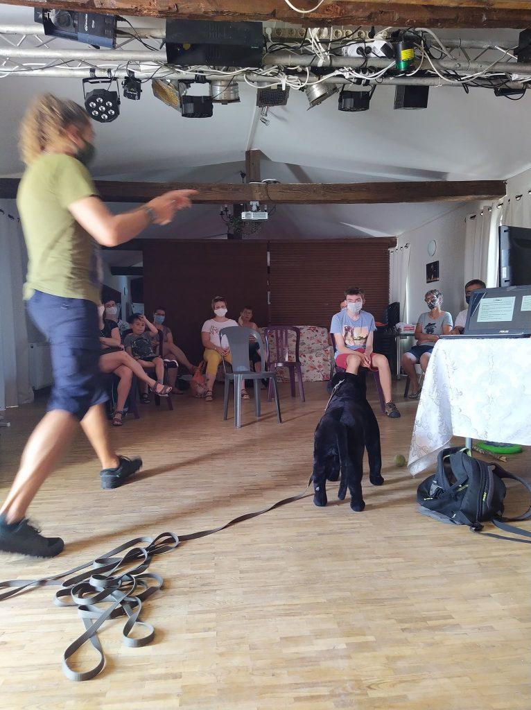 Pascal Sieuw | Comportementaliste canin | Formations spécialisées